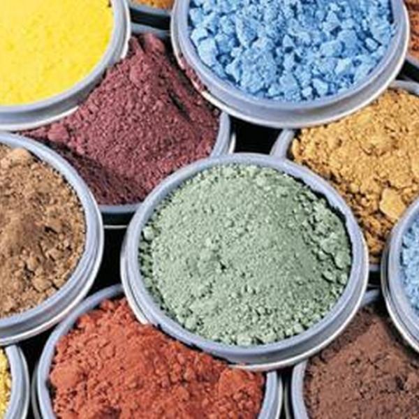 Цветные растворы для кладки