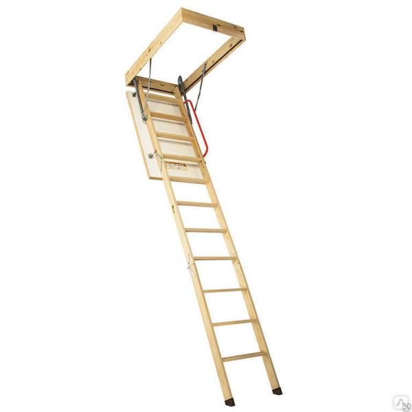 Чердачные лестницы «DOCKE»