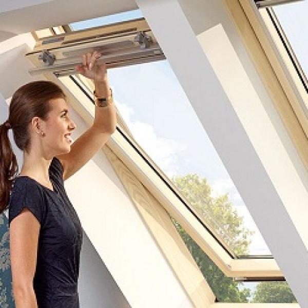Мансардные окна «Velux Comfort»