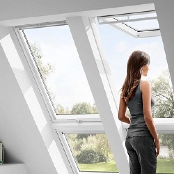Мансардные окна «Velux Premium»